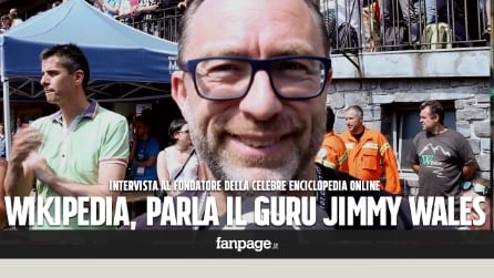 """Jimmy Wales: """"Il copyright sta cambiando, ci stiamo lasciando alle spalle regole antiche"""""""