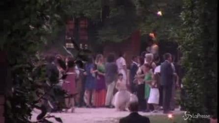 Il video del matrimonio tra Francesco Montanari e Andrea Delogu
