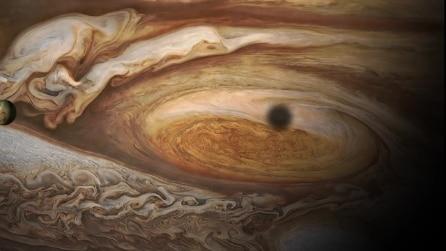 """Nasa, rilasciato il """"trailer"""" della missione Juno: la sonda che raggiungerà per la prima volta Giove"""