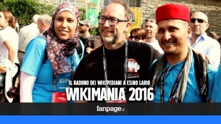 Wikimania 2016: i seguaci dell'enciclopedia online invadono il lago di Lecco
