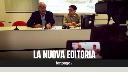 """La nuova editoria, Fanpage ospite del """"Sabato delle Idee"""""""