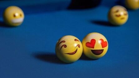 """PoolMoji: la partita di biliardo più """"emojionante"""" di sempre"""
