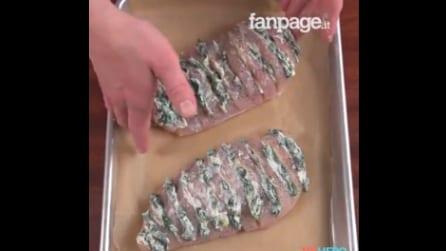 Una squisita ricetta per preparare il pollo in soli 3 passaggi: l'idea pratica e veloce