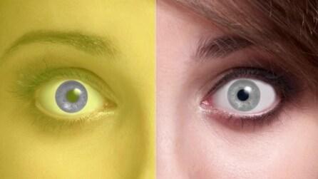 Di che colore sono gli occhi? La risposta non è così scontata