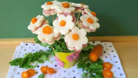Come realizzare un gustoso bouquet di pancarrè