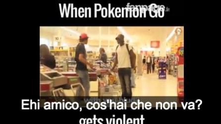 Pokémon Go, effetti collaterali: la bizzarra scena sotto gli occhi di tutti