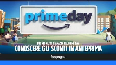 Amazon Prime Day: scoprire gli sconti prima che vengano pubblicati