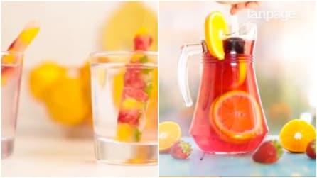 Prende dei cubetti e della frutta: 5 idee per usare il ghiaccio in modo creativo