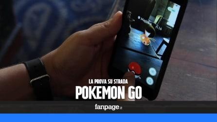 Pokémon Go: la prova su strada (e sui Navigli) di Fanpage.it
