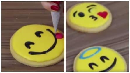 Dallo smartphone alla tavola: come realizzare dei biscotti emoticon