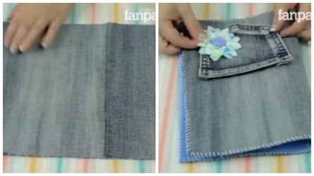 creativa para verano idea perfecta reciclar jeans viejosla Cómo el EIWDH29Y