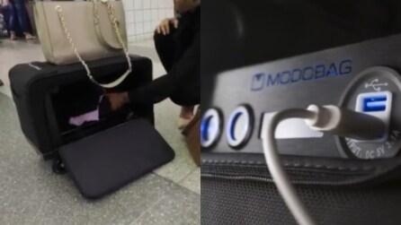Non è una semplice valigia: l'invenzione destinata a cambiare per sempre il modo di viaggiare