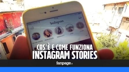 Cos'è e come funziona Instagram Stories