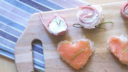 """""""Sushi"""" per bambini: lo spuntino gustoso e originale"""