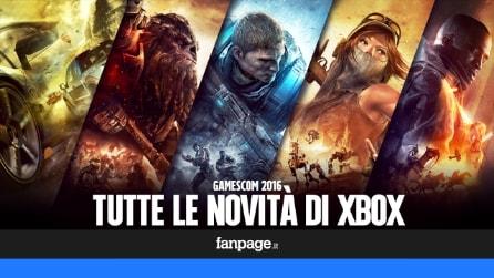 Gamescom 2016, tutte le novità di Xbox