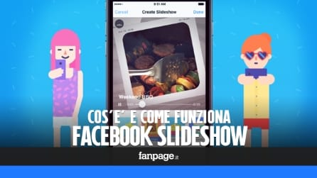 Slideshow di Facebook: come si creano animazioni di foto con la musica