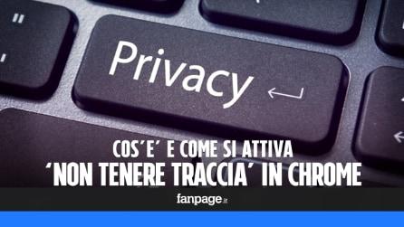 Privacy web: come evitare che i siti 'tengano traccia' della navigazione