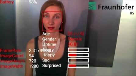 SHORE, l'app per Google Glass che interpreta le emozioni delle persone