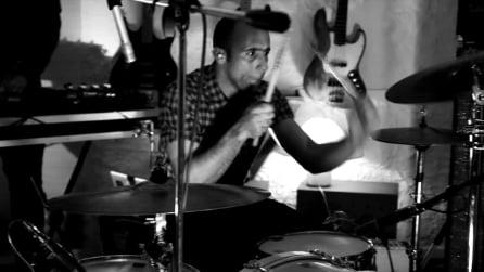 """Barabba"", live at Mquestionmark Studio - Appaloosa (ESCLUSIVA)"