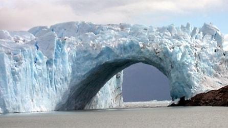 Argentina, gli stupendi ghiacciai del parco patrimonio dell'Unesco