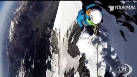 Foto a 360° sulle Alpi Svizzere, sembra di essere lì