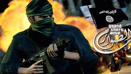 ISIS, il gruppo jihadista annuncia un videogioco basato su GTA V