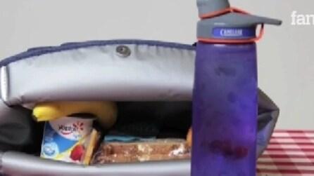 Come impacchettare al meglio il tuo cestino pranzo