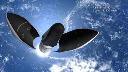Il mini shuttle IXV è pronto al primo lancio