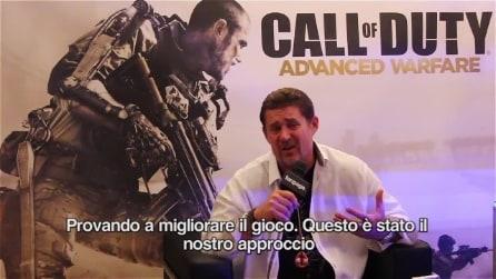 Call of Duty: Advanced Warfare, intervista a Glen Schofield di Sledgehammer Games