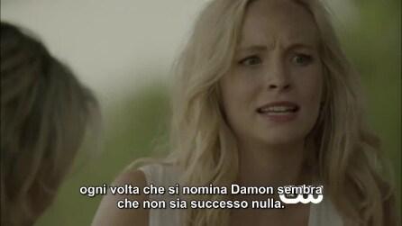 """The Vampire Diaries - 6x01 """"l'll Remember"""" Caroline si sfoga con sua madre (sub ita)"""
