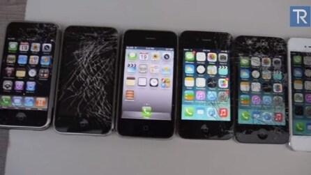 Così costoso, così fragile, ecco come distruggere facilmente un iPhone 6