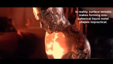 Ecco come dare forma a oggetti con metalli liquidi (come in Terminator 2)
