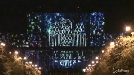 Bucarest festeggia i suoi 555 anni di storia