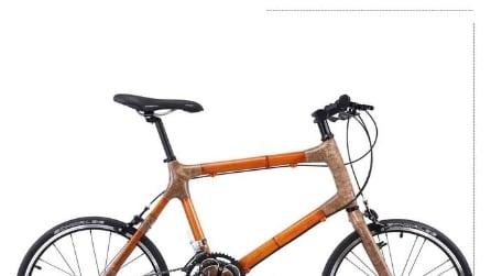 Come costruire una bicicletta con delle canne di bambù