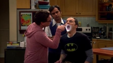 "The Big Bang Theory - 8x02 ""The Junior Professor Solution"" (sub ita)"