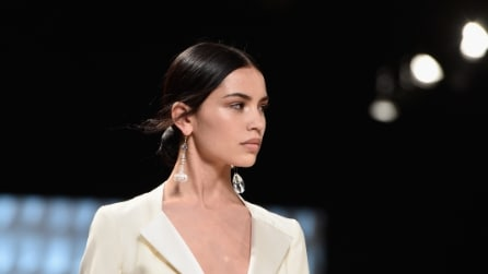 Parigi Fashion Week: sfila la collezione P/E 2015 di Nina Ricci