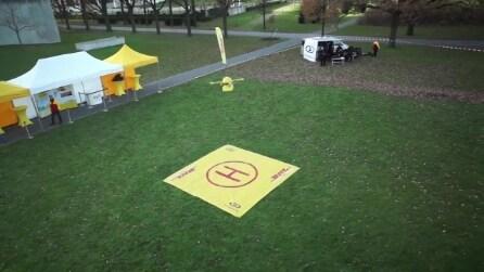I droni per le consegne di DHL