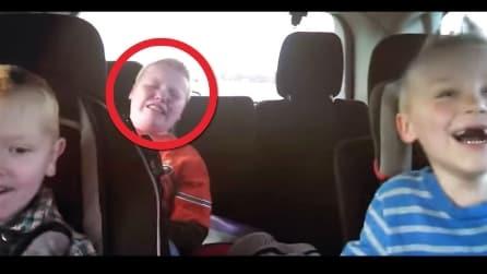 """""""La mamma aspetta due gemelli"""", le diverse reazioni dei figli alla notizia"""