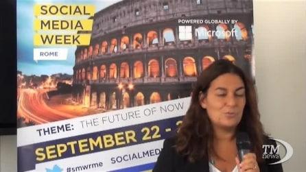 Roma al secondo posto come Città più interattiva della Social Media Week