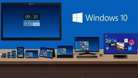 """Microsoft presenta Windows 10, il """"più open di sempre"""""""