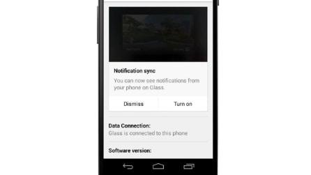Google Glass, come configurare la nuova funzione Notification Sync