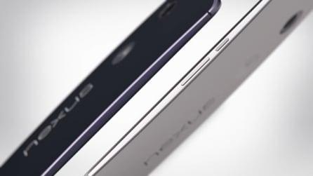 Nexus 6, video ufficiale