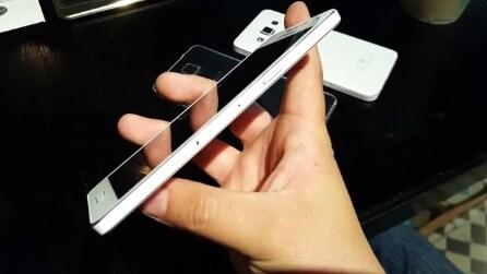 Samsung Galaxy A5, Galaxy Alpha e Galaxy A3 a confronto