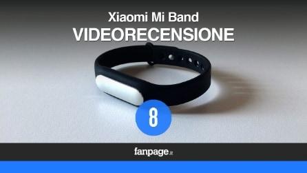 Xiaomi Mi Band, video recensione