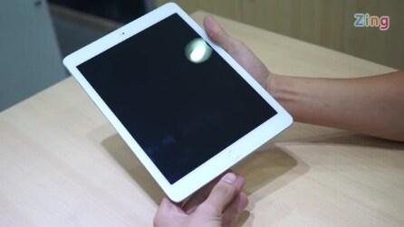 iPad Air 2, il design del nuovo tablet di Apple si mostra in video
