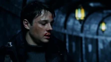 "Hellboy: CLIP "" Cos'è che fa dell'uomo un uomo"""