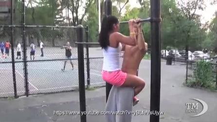 Quando allenarsi insieme al partner fa bene alla coppia