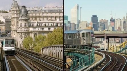 Tutti amano New York e Parigi: così simili, così diverse