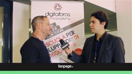 """Digital Bros Game Academy: """"Vogliamo trovare e valorizzare i nuovi talenti in Italia"""""""
