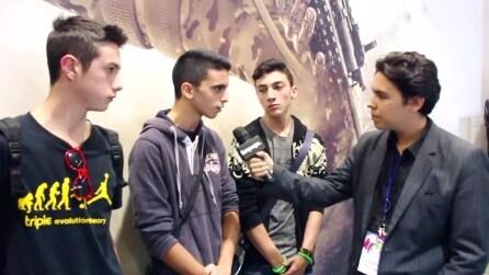 Call of Duty: Advanced Warfare, i commenti dei visitatori della Milan Games Week